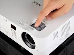 NEC VE280G b dlp projector