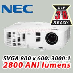 NEC VE280G SVGA Projector