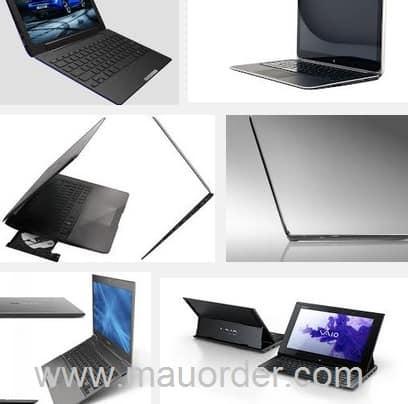 Ultrabook Perpaduan antara laptop dan tablet