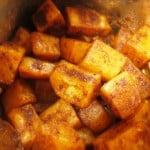 kentang rendang silungkang