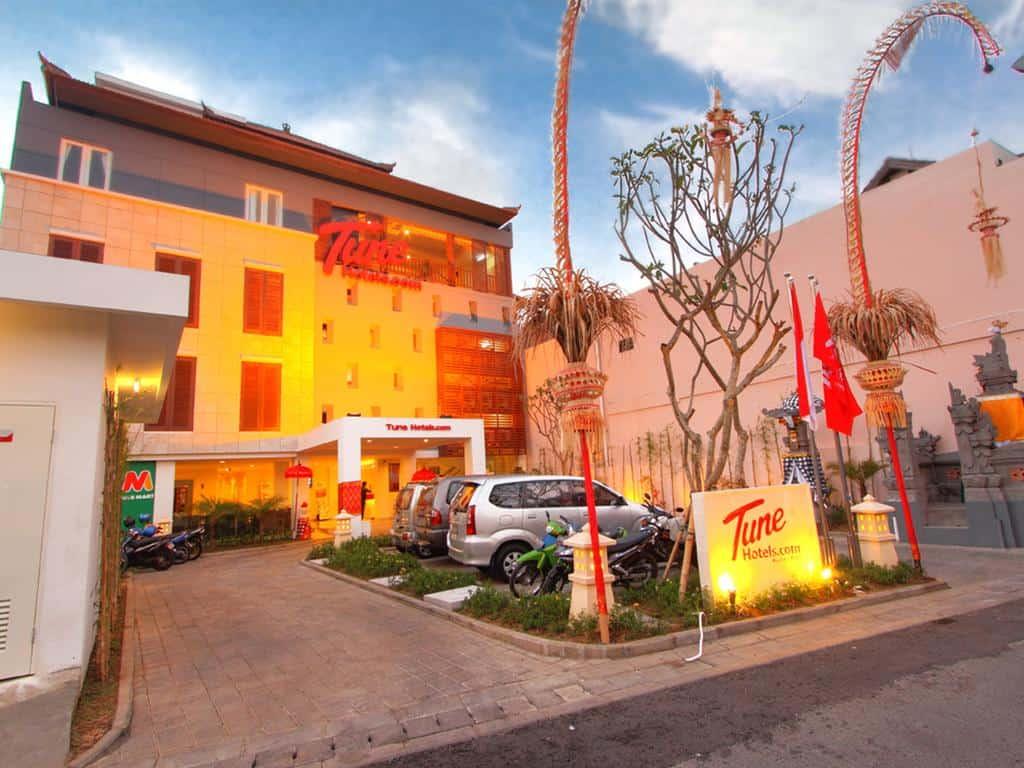 Ini dia hotel bintang 3 di kuta bali terbaik dan terpopuler for Design hotel bintang 3