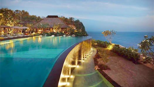 Daftar 10 Hotel Paling Banyak Diminati di Bali dan Sekitarnya