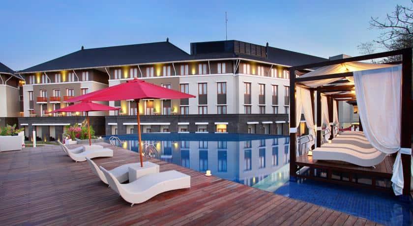 Daftar Hotel Dekat Pantai Nusa Dua Bali dan Sekitarnya