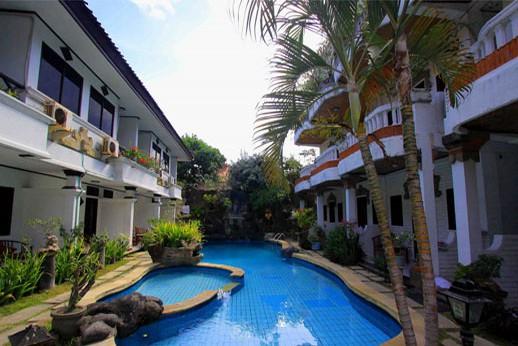 Daftar Pilihan Hotel di Daerah Kuta, Bali-Indonesia