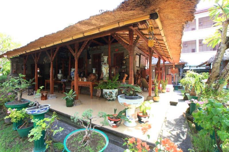 Daftar Pilihan Hotel Unik dan Murah di Kuta, Bali