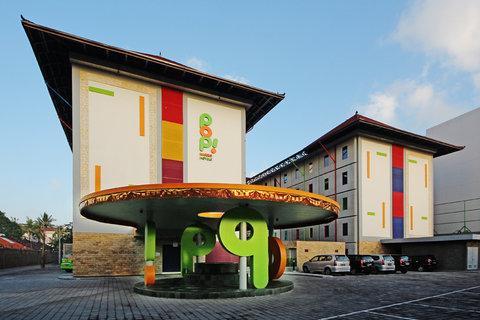 Pop Hotel Kuta Beach, Salah Satu Hotel Terbaik di Kuta