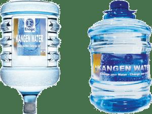 kangen water bukanlah air penyembuh