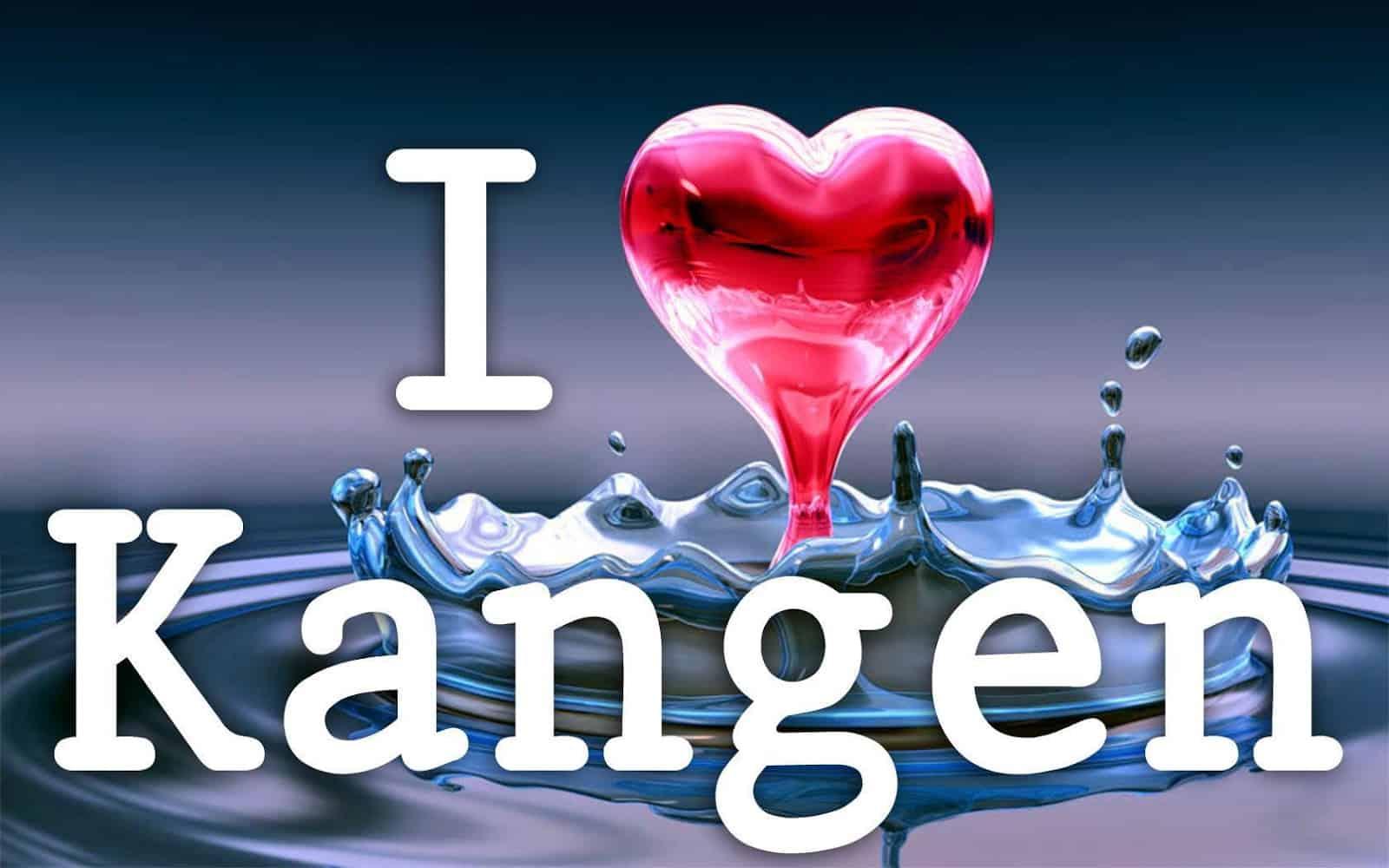 Terapi Self Healing dengan Kangen Water