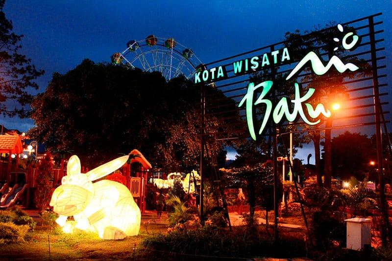 Kota Wisata Batu, Destinasi Favorit di Malang, Jawa Timur