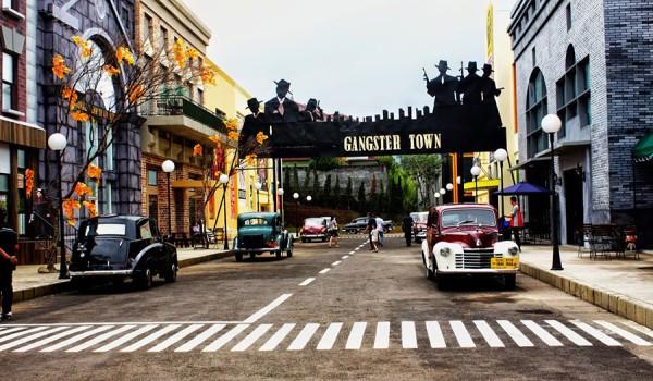 Museum Angkut di Kota Wisata Batu Malang Jawa Timur