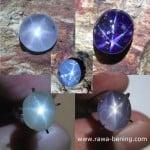 batu star safir