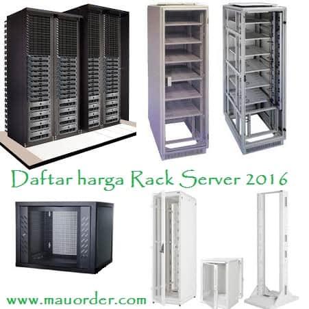 Daftar Harga Rack Server, Maret – April 2016