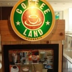 Beberapa menu Coffeeland Indonesia