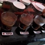 Cupping test by Coffeeland Indonesia