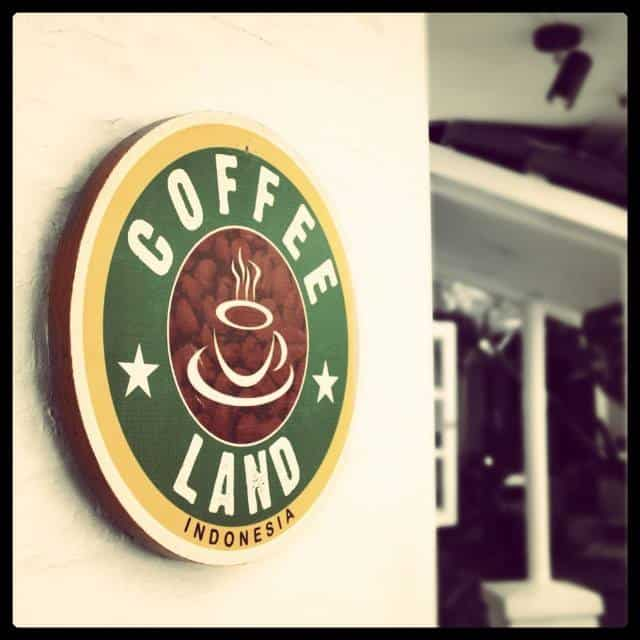 Kemitraan Usaha Kedai Kopi Coffeeland Indonesia
