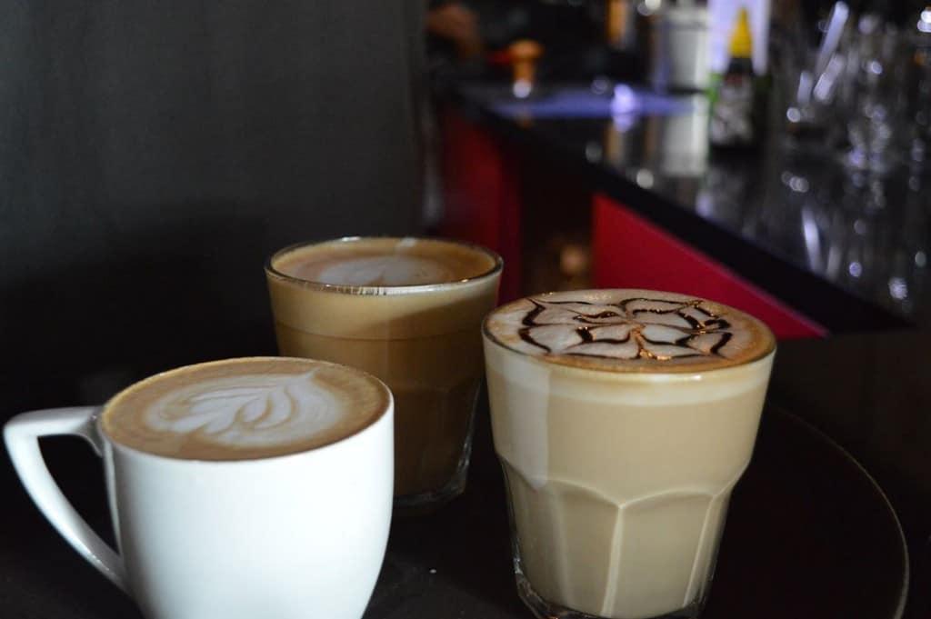 Cara Membuuat Kopi Latte Art