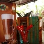 Selain Kopi Juga tersedia menu minuman2 lain seperti Coklat dan Minuman khas Coffeeland Indonesia