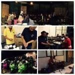 Tempatnya komunitas motor sport di ThreeSons, Ciledug tanggerang