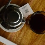 Vietnam Drip manual brewing