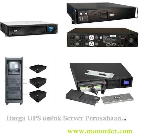 Harga UPS untuk Server Data Center