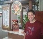 pengunjung di mitra coffeeland yang antusias