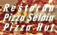 daftar restoran pizza selain pizza hut