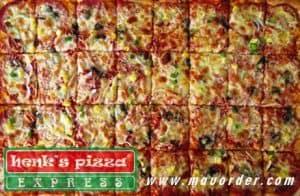 henks pizza express gading serpong