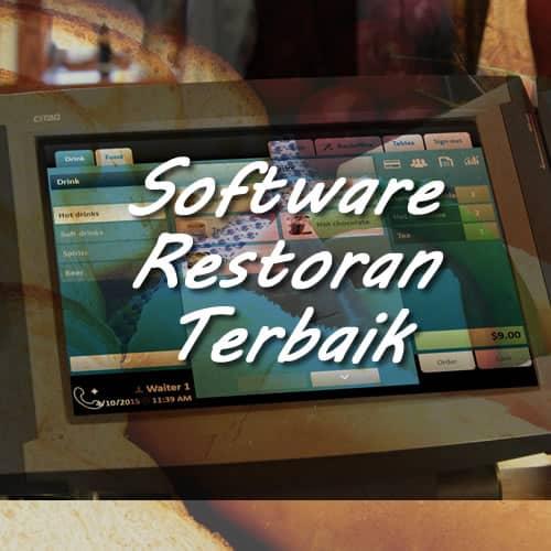 5 Software Restoran Terbaik di Indonesia
