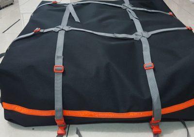 tas bagasi mobil yang lebar