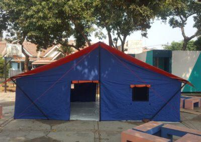 Tenda untuk Posko Bencana