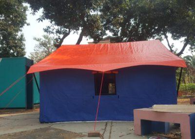 Tersedia Tenda untuk Posko Bencana