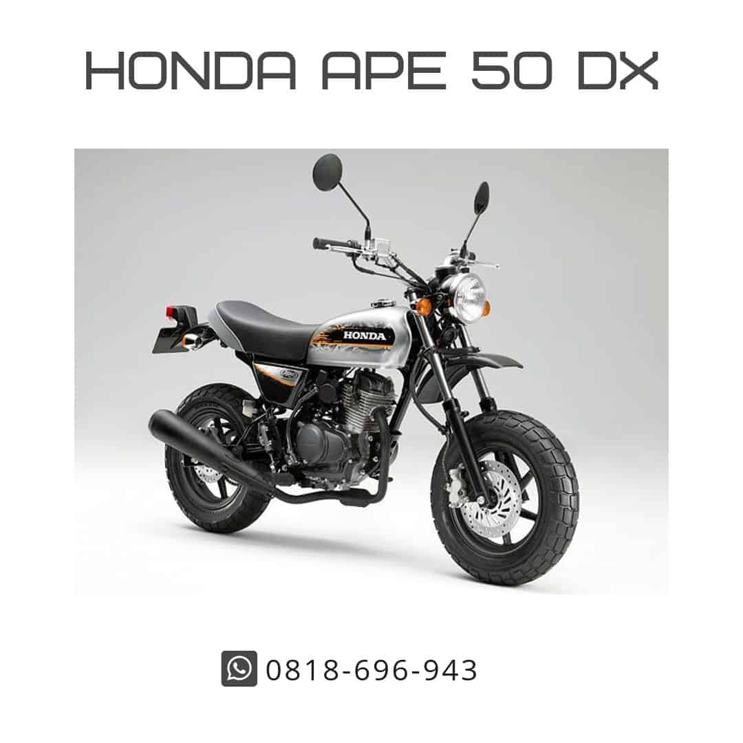 Honda APE 50 DX