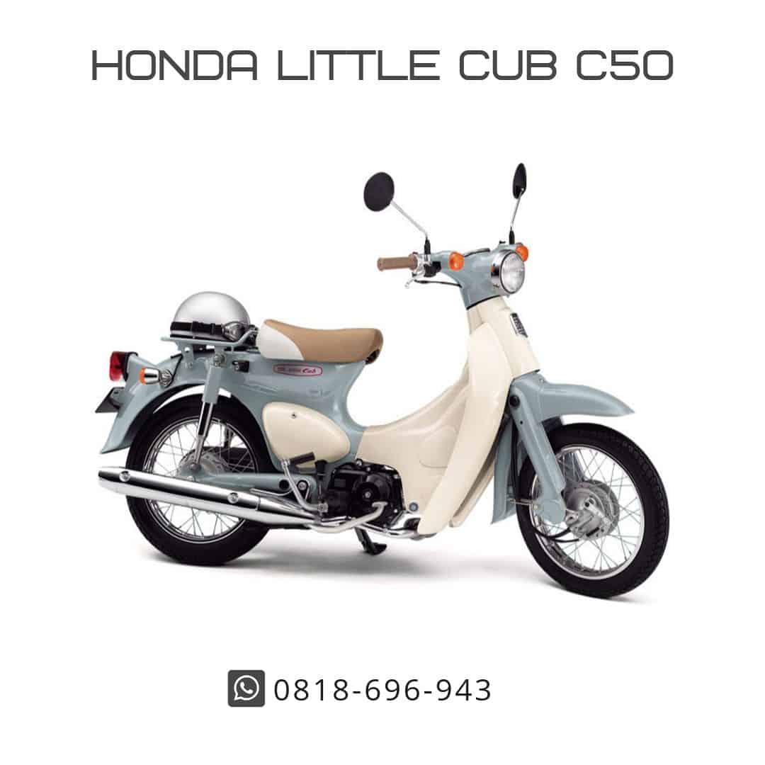 Honda Little Cub (C50)