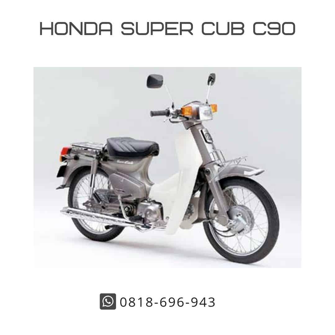 Motor Honda Super Cub C90