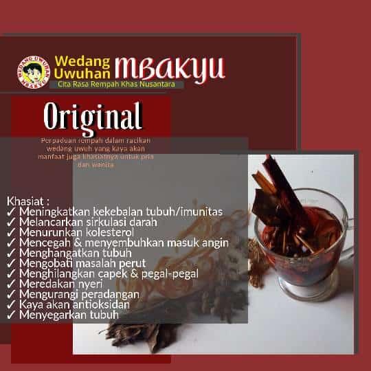 Jual Wedang Uwuh Original