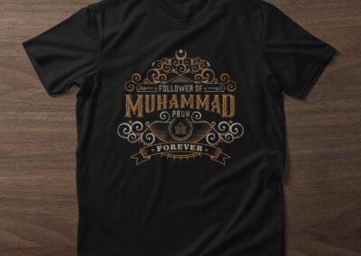 Kaos Muhammad S.A.W
