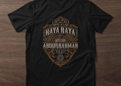 Kaos Kaya Raya